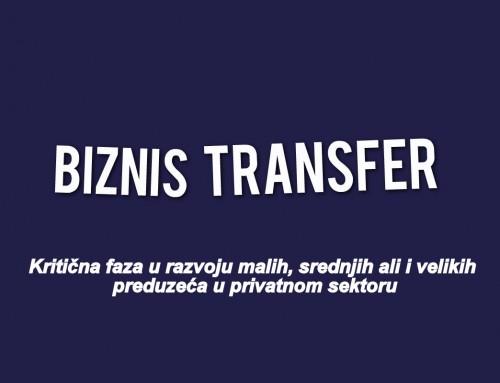 Biznis transfer